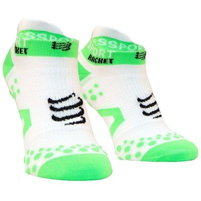 Носки Compressport Strapping Socks Low Cut White