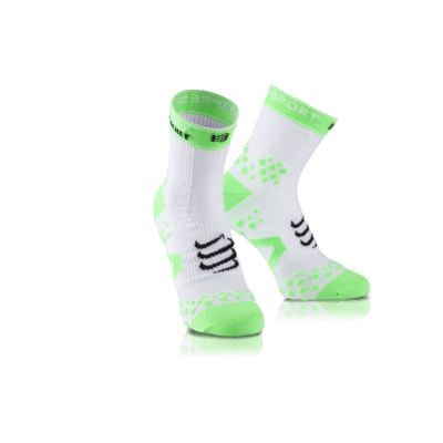 Носки Compressport Strapping Socks White