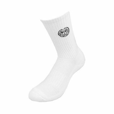 Носки Bidi Badu Riley Crew Tech Socks White