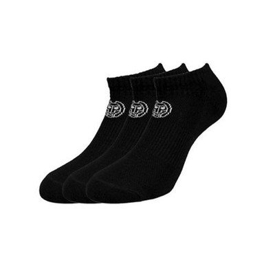 Носки Bidi Badu Karli No Show Tech Socks 3 Pack Black