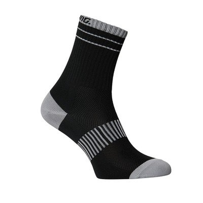 Носки Salming Performance Ankle Socks 1-pack Black/Grey