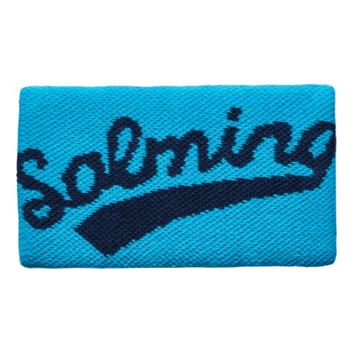 Напульсник Salming Wristband Long Blue/Navy