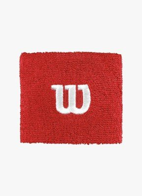 Напульсник Wilson wristband small x 3 Red