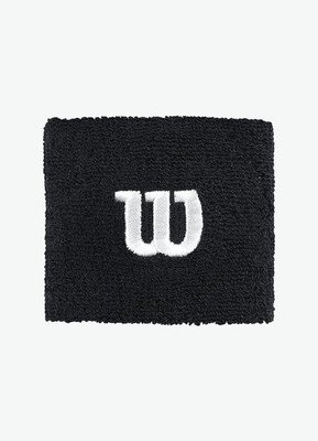 Напульсник Wilson wristband small x 3 Black
